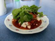 tofu-salad - Rezept