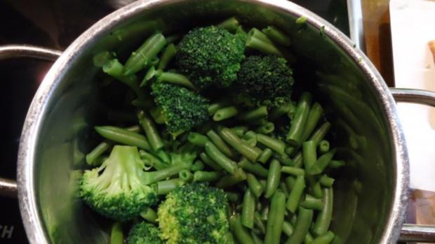 Wildlachs mit Gemüse - Rezept - Bild Nr. 4