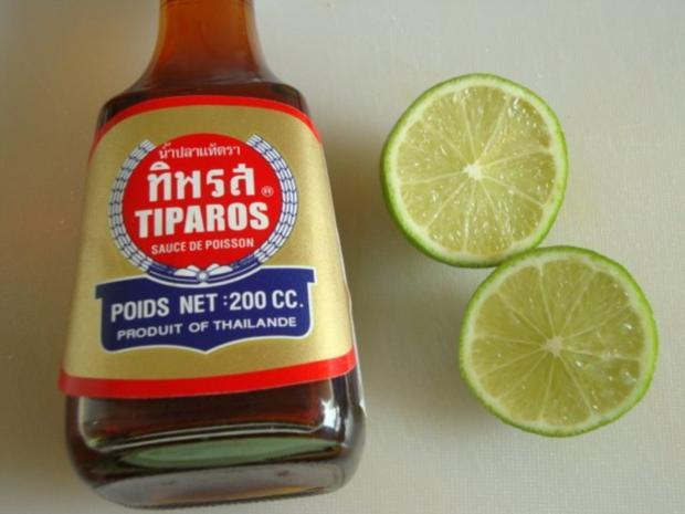"""Thailändische """"Pho-Suppe"""" mit Tofu und Pepp - Rezept - Bild Nr. 11"""