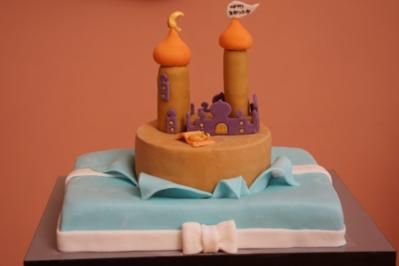 """Happy Orient, welcome birthday"" (Saskia Zerlett) - Rezept"