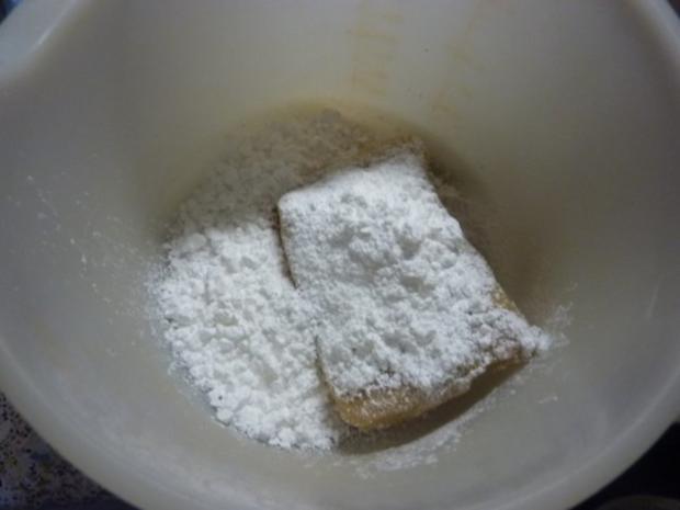 Kuchen: Marzipan-Schoko-Kuchen - Rezept - Bild Nr. 10