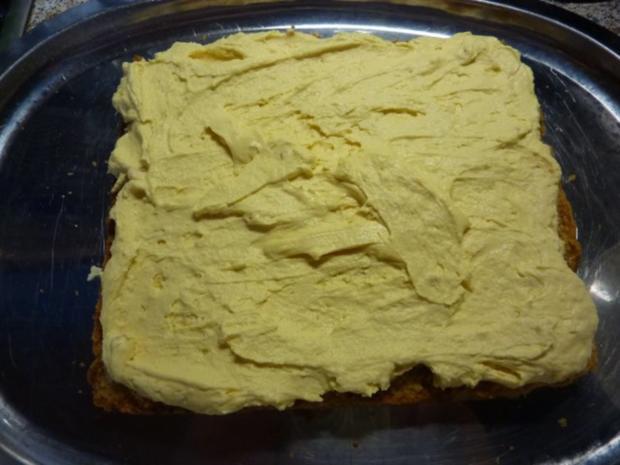 Kuchen: Marzipan-Schoko-Kuchen - Rezept - Bild Nr. 8