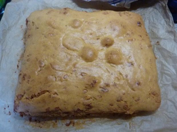 Kuchen: Marzipan-Schoko-Kuchen - Rezept - Bild Nr. 5