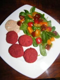 Rote-Beete-Falalfel - Rezept