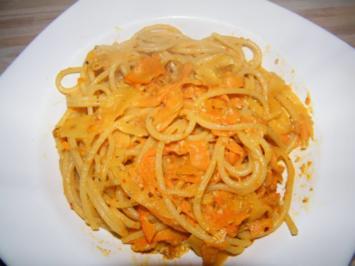 Herbstliche Pasta - Rezept