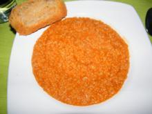 Couscous-Linsenbrei - Rezept