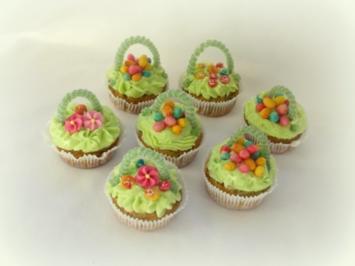 avocado cupcakes fr hlingsk rbchen rezept. Black Bedroom Furniture Sets. Home Design Ideas