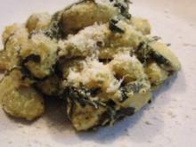 Gnocchi Pfanne - Rezept