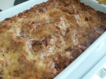 Mom´s Lasagne - Rezept