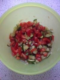 Schopska Salat - Rezept - Bild Nr. 6267