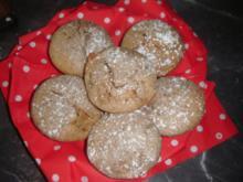 Haselnuss-Bananen-Küchlein (Muffins) - Rezept