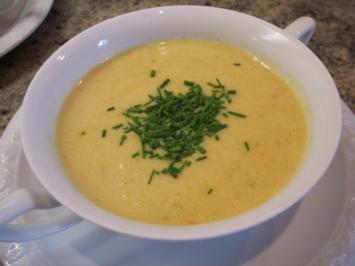 Suppen: Bananensuppe - Rezept