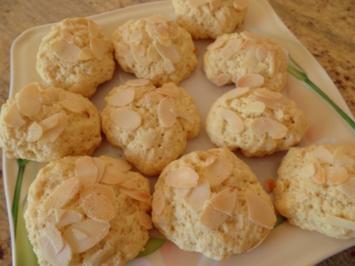 Kekse: Mandel-Biscotti - Rezept