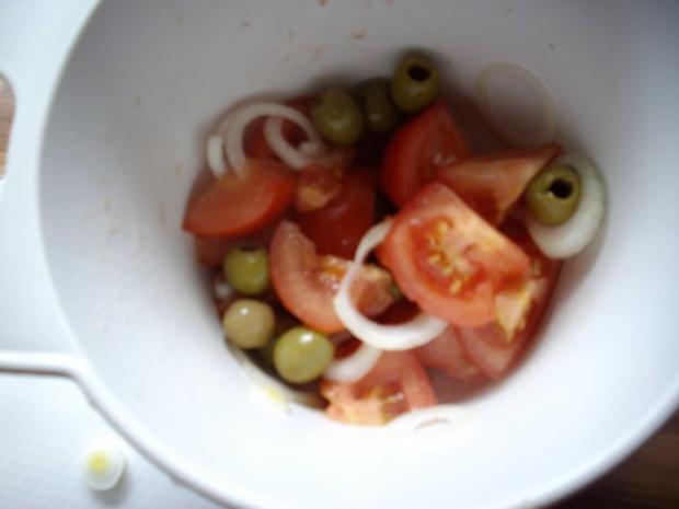 tomaten-olivensalat - Rezept - Bild Nr. 2