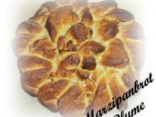 Sisserl's ~ Marzipanbrotblume - Rezept