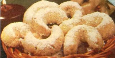 Rezept: Plätzchen Vanillekipferl