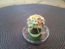Cake Pops (ohne Stiel) im Schokoladenbecher - Rezept