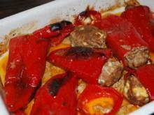 Griechische Spitzpaprika - Rezept