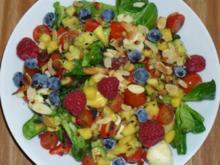 Fruchtiger Salat - Rezept