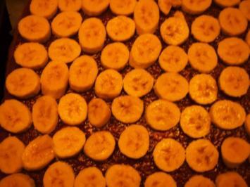 Bananenschnitte - Rezept
