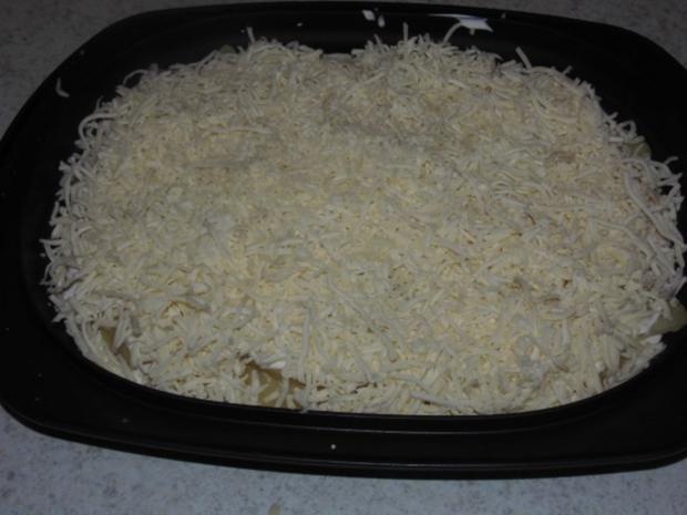Lammlachse - Gemüsestreifen an Kartoffel Vinaigrette mit überbackenen Kartoffeln - Rezept - Bild Nr. 3