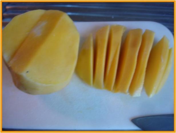 Mango-Jogurt-Dessert - Rezept - Bild Nr. 4