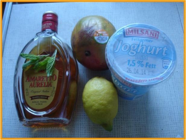 Mango-Jogurt-Dessert - Rezept - Bild Nr. 2