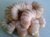 Süße Hörnchen ala Amarylis - Rezept