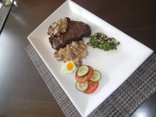 Ribeye Steak rückwärts - Rezept - Bild Nr. 4