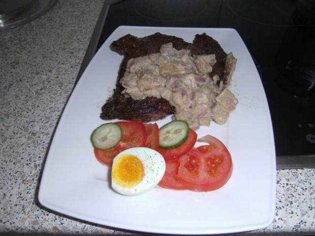 Ribeye Steak rückwärts - Rezept - Bild Nr. 5