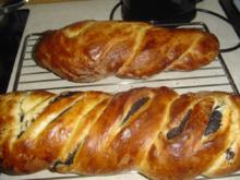 Mohn und Hefezopf tradition zu Ostern - Rezept