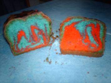 Der etwas andere Marmorkuchen - Rezept