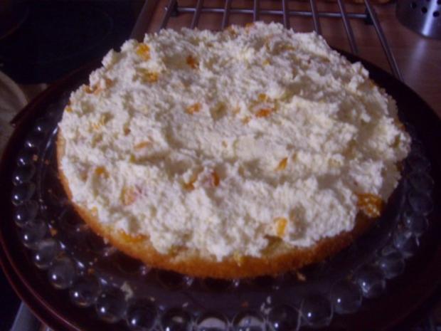 Mandarin-Orangen Torte - Rezept - Bild Nr. 8