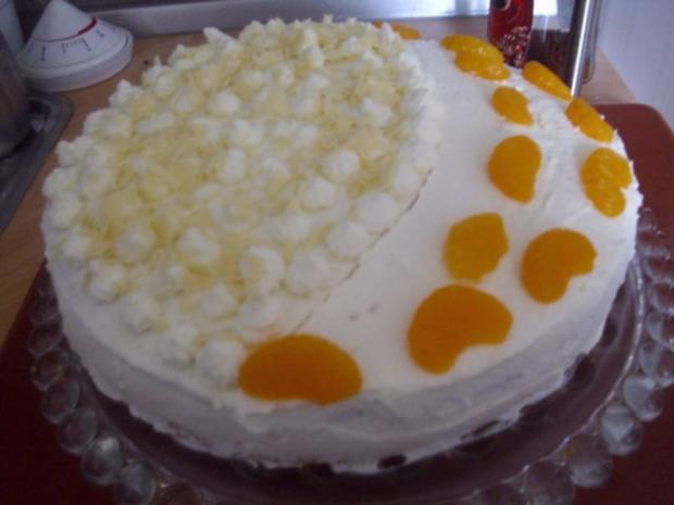 Mandarin-Orangen Torte - Rezept - Bild Nr. 10