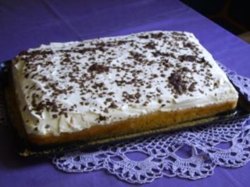 Selters - Kuchen - Rezept