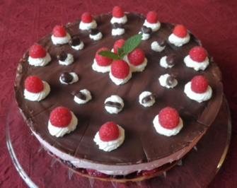 Beeren - Mascarpone - Torte ... - Rezept