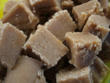Pralinen: Choco-Orangen-Fudge - Rezept
