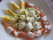 Nudel -Lachs -Salat - Rezept