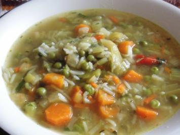 Gemüse satt - Rezept