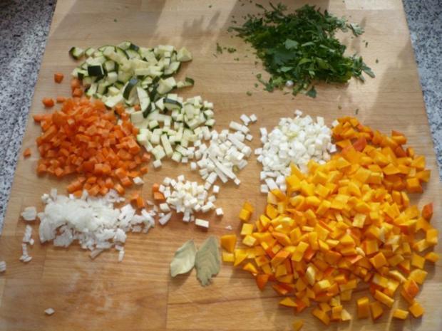Bolognese vegetarisch - Rezept - Bild Nr. 3