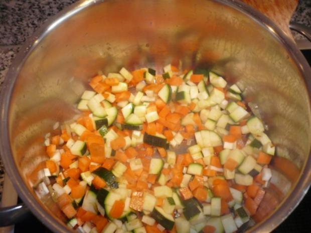 Bolognese vegetarisch - Rezept - Bild Nr. 6