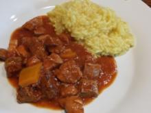 Curry-Reis - Rezept