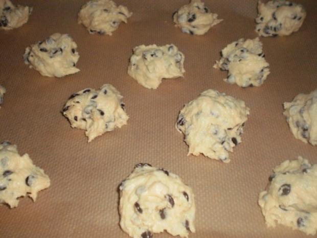 Chocolate Cookies - Rezept - Bild Nr. 6