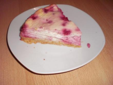 Himbeer-Käsekuchen - Rezept