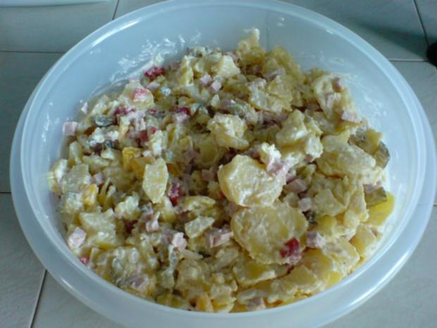Kartoffelsalat (Familienrezept) - richtig lecker - Rezept - Bild Nr. 7