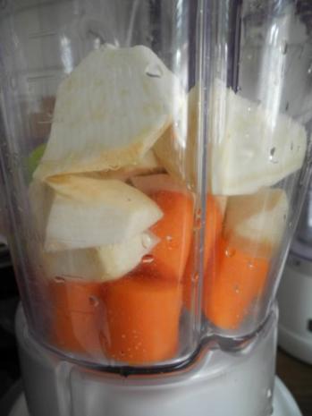 Vorräte : Gemüse - Mix - Salz - Rezept - Bild Nr. 4