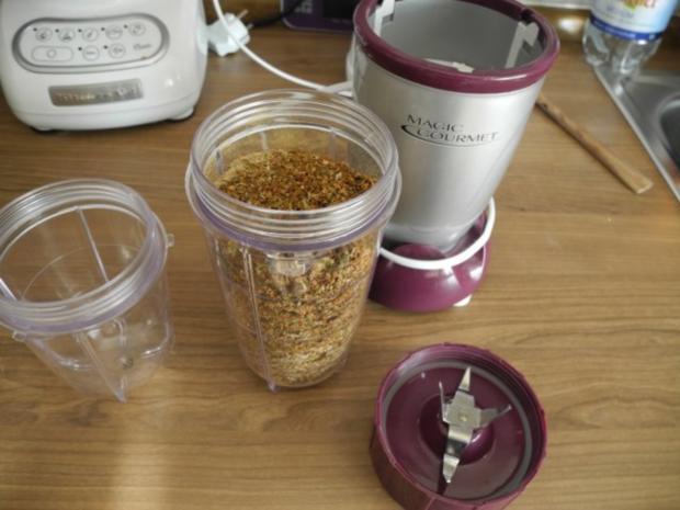 Vorräte : Gemüse - Mix - Salz - Rezept - Bild Nr. 2