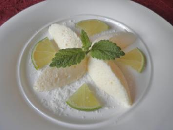 Kokos - Limetten - Mousse ... - Rezept