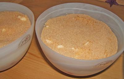Himbeer - Sahne - Joghurt - Traumdessert - Rezept