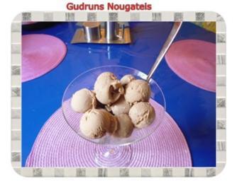 Eis: Nougateis - Rezept